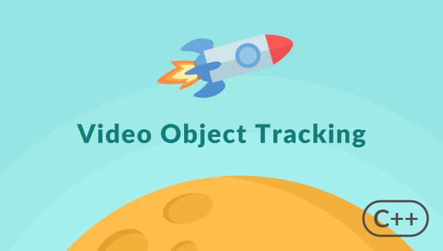 Video Object Tracking with C++