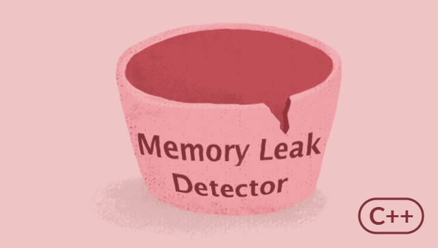Implementing Memory Leak Detector with C++