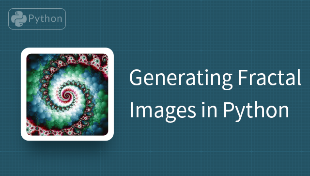 Generating Fractal Images in Python