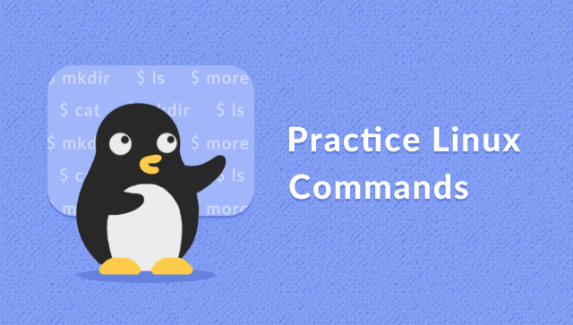 Practice Linux Commands - Exercises