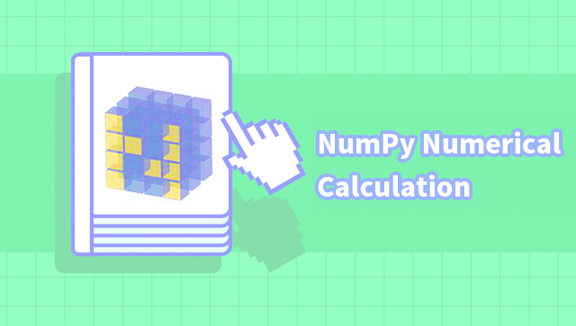 NumPy: Basics of Numerical Calculation